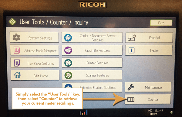 Copier Meter Readings: Necessary Evil or Important Tool for