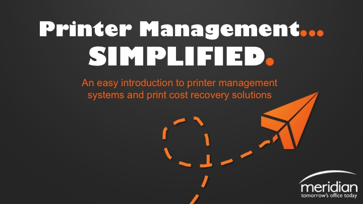 A Simplified Intro to Print Fleet Management Solutions