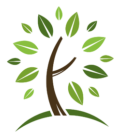 Meridian go green tree logo. Copyright Meridian Imaging Solutions. All rights reserved.