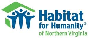 Habitat for Humanity NOVA Affiliate Logo
