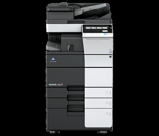 Konica Minolta bizhub C458 multifunction printer