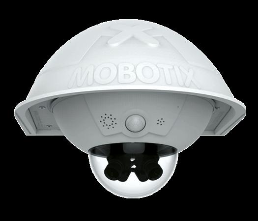 Konica  Minolta Mobotix D16 Dual Dome Camera