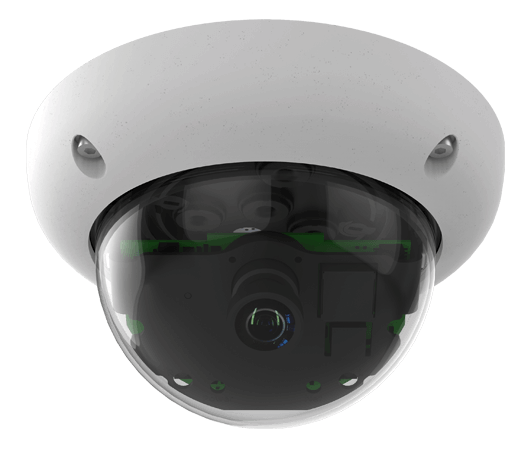 Konica Minolta Mobotix D26 Outdoor Camera