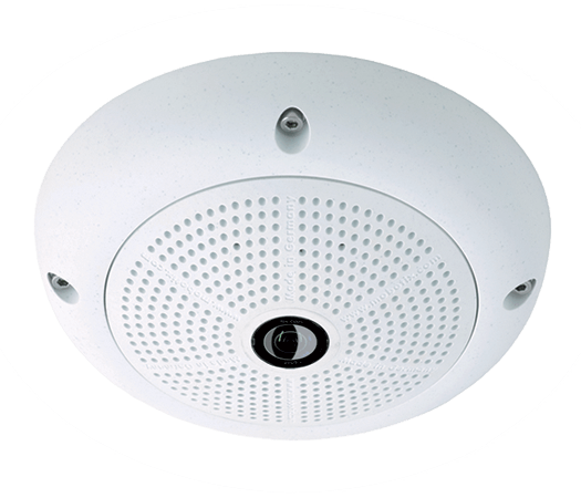Konica Minolta Mobotix Q26 Hemispheric Outdoor Camera