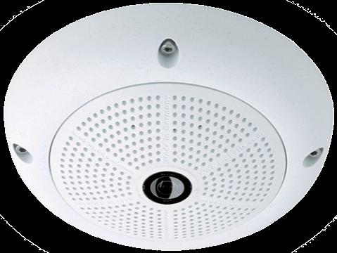 Konica Minolta Mobotix Q26 Hemispheric Outdoor Camera-1