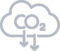 Decreased Carbon Footprint
