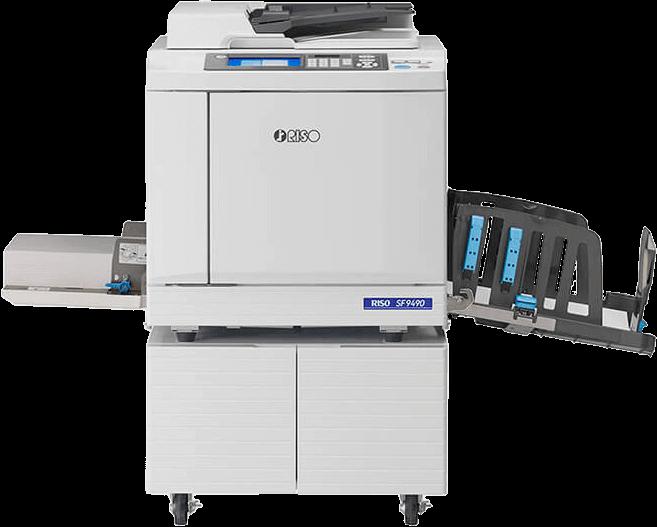 RISO SF9490 Digital Duplicator