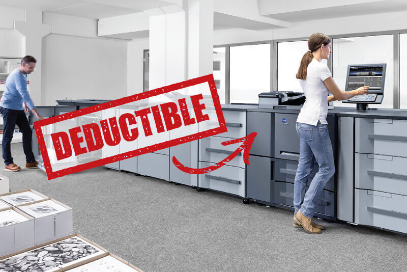 How Your Organization Can Take Advantage of the Section 179 Tax Deduction
