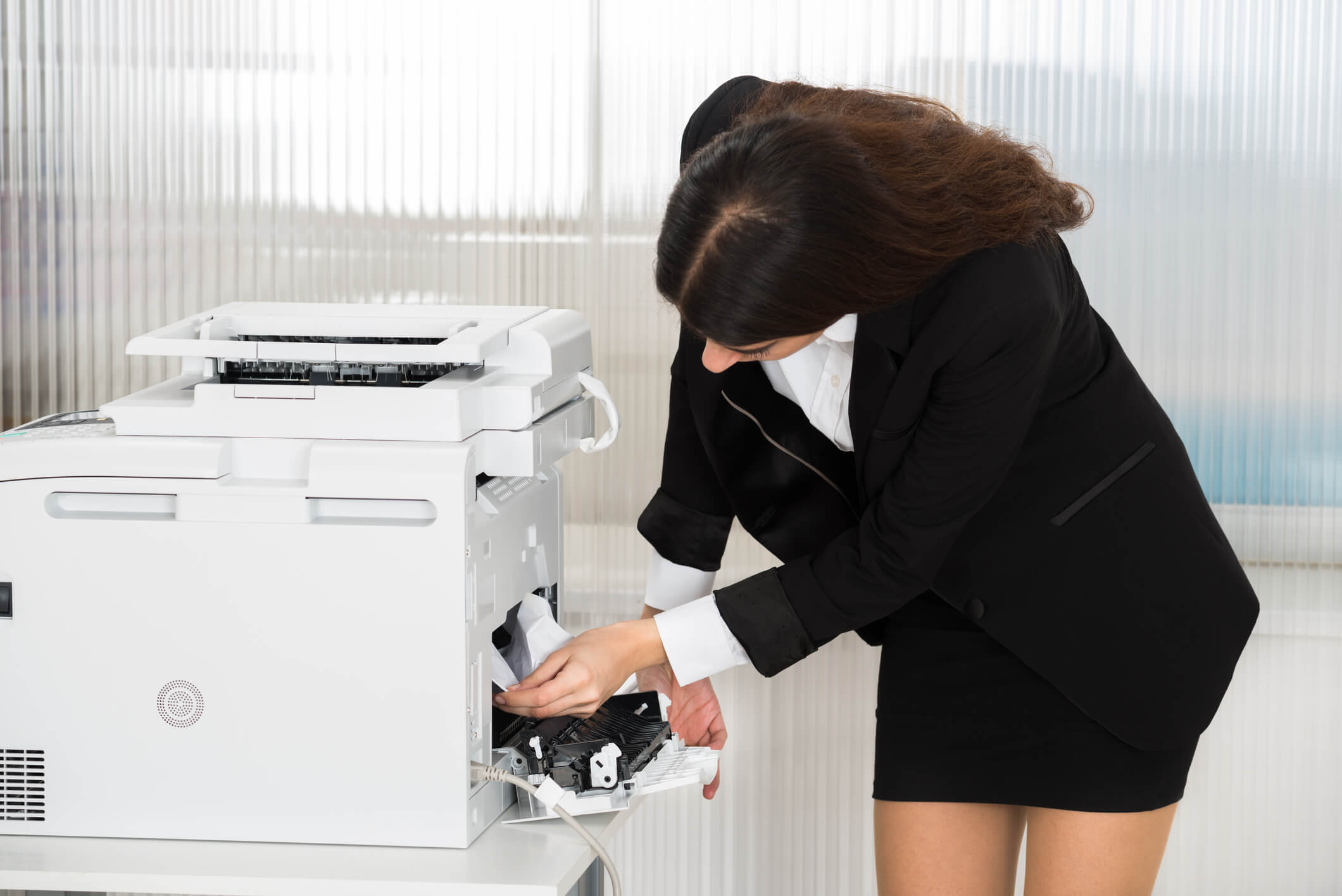How to Avoid and Reduce Paper Jams in Your Printer and Copier
