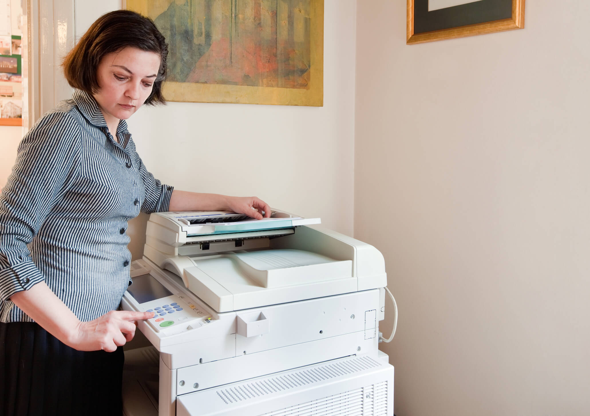 How Much Copier Speed Do You Need?