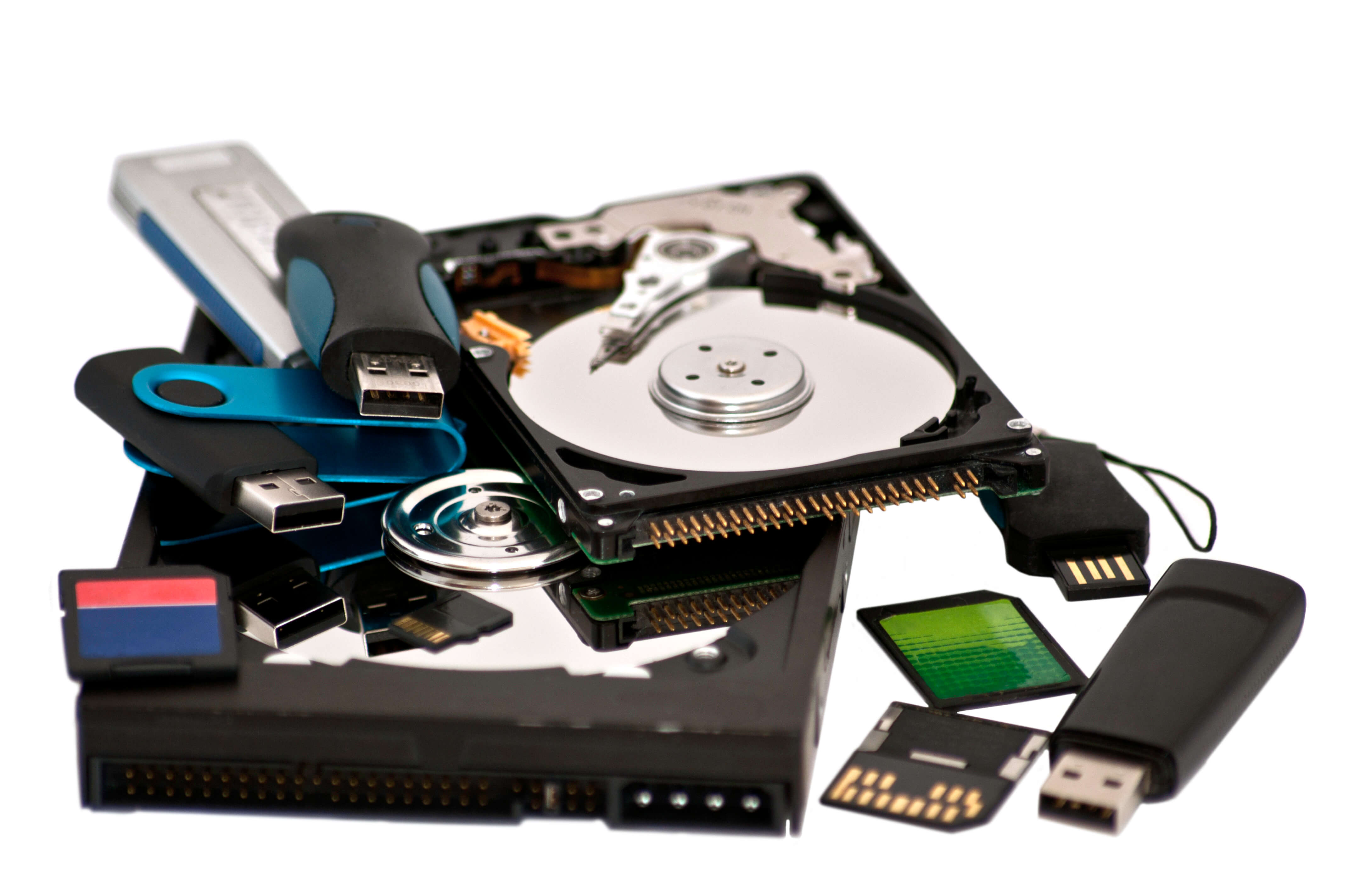 5 Data Backup Method Options for SMB Business Continuity Plans