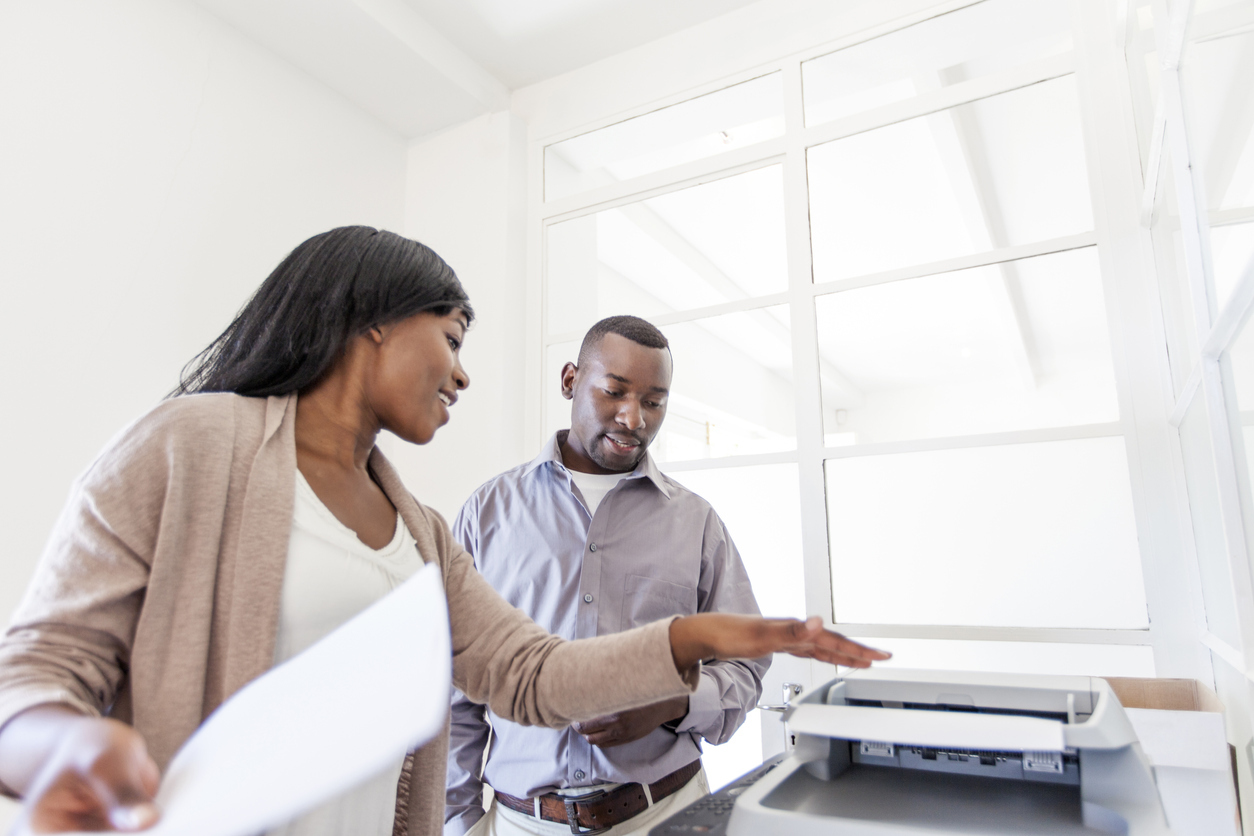 How to Leverage Employee Training to Maximize Your Multifunction Printer Investment