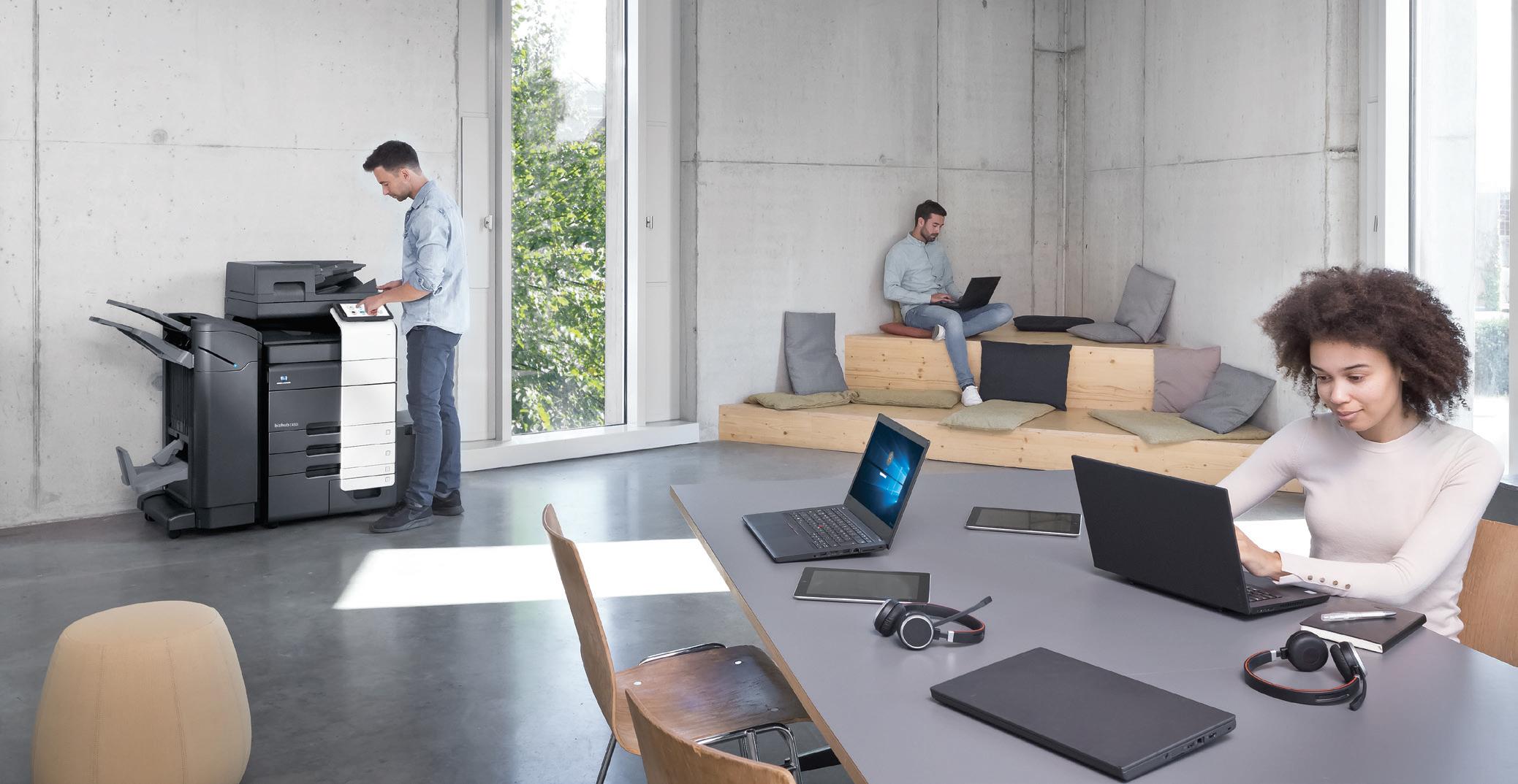 [News Release] Meridian's Konica Minolta MFPs Surpasses Industry Standards for Cybersecurity Compliance