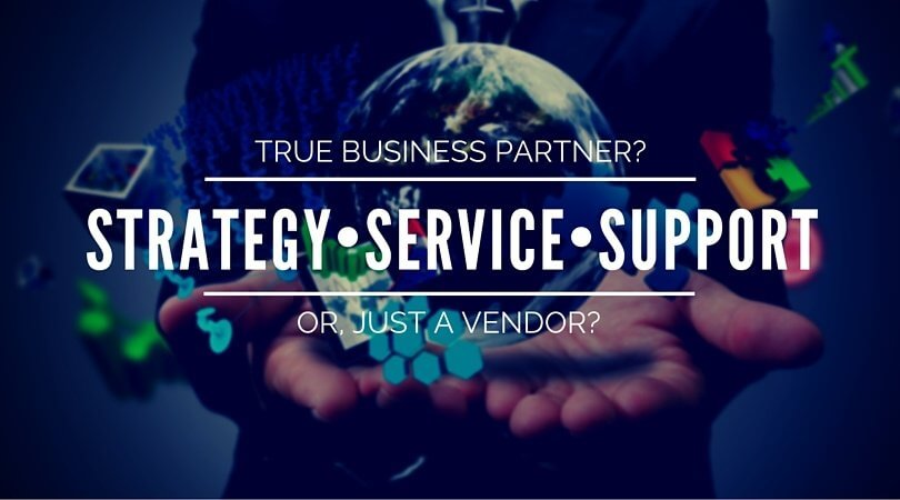 Is Your Office Technology Provider a Business Partner, or Just a Vendor?