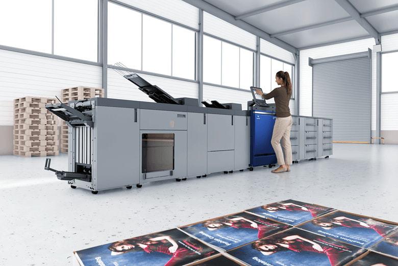 Top 3 Benefits of High-Quality Digital Printing Presses