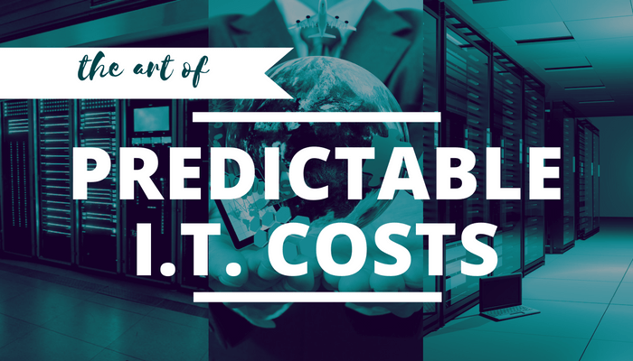 The Shift to Predictable Billing for IT Services: Break/fix won't be missed