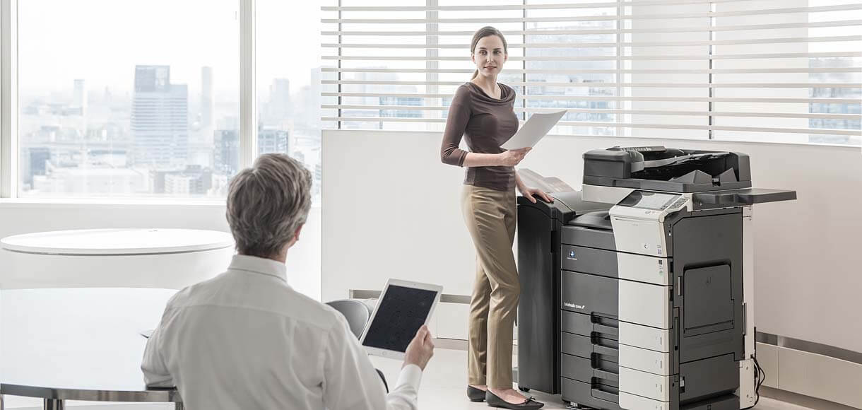 5 Factors to Consider When Buying a New Multifunction Printer
