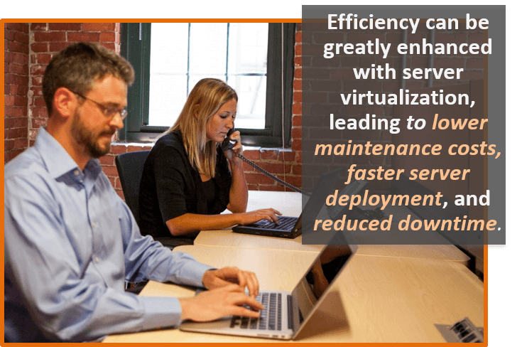 Top 5 Benefits of Server Virtualization for SMBs
