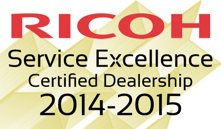 Meridian Receives RICOH Service Excellence Award for Second Consecutive Year